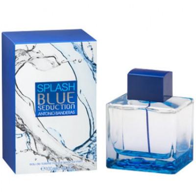 "Antonio Banderas ""Splash Blue Seduction"" 100 ml оптом"