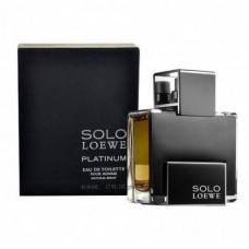 """Туалетная вода, Loewe """"Solo Loewe Platinum Pour Homme"""", 100 ml"""