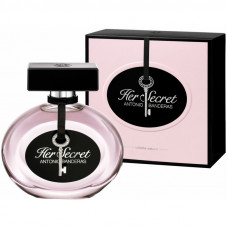 "Antonio Banderas ""Her Secret"" 80 ml оптом"