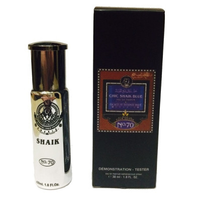 "Chic ""Shaik No 70"" 30ml ДЛЯ ЖЕНЩИН"