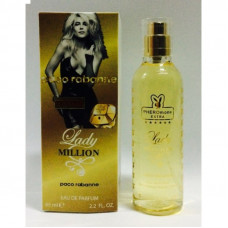 """Paco Rabanne"" Lady Million for woman (65 мл)"