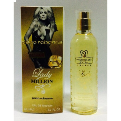 """""""Paco Rabanne"""" Lady Million for woman (65 мл)"""