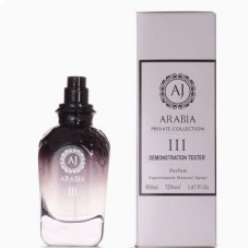 "AJ Arabia Private Collection ""III"" 50 ml"