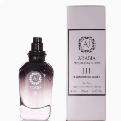 """AJ Arabia Private Collection """"III"""" 50 ml"""
