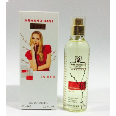 """""""Armand Basi"""" In Red for women (65 мл)"""