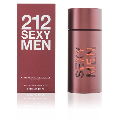 "Carolina Herrera ""212 Sexy Men"" 100 ml оптом"