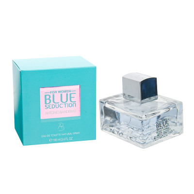 "Antonio Banderas ""Blue Seduction For Women'' 100 ml оптом"