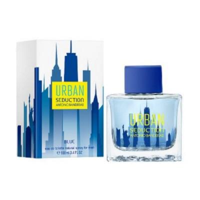 """Antonio Banderas """"Urban Seduction Blue For Men"""" 100 ml оптом"""